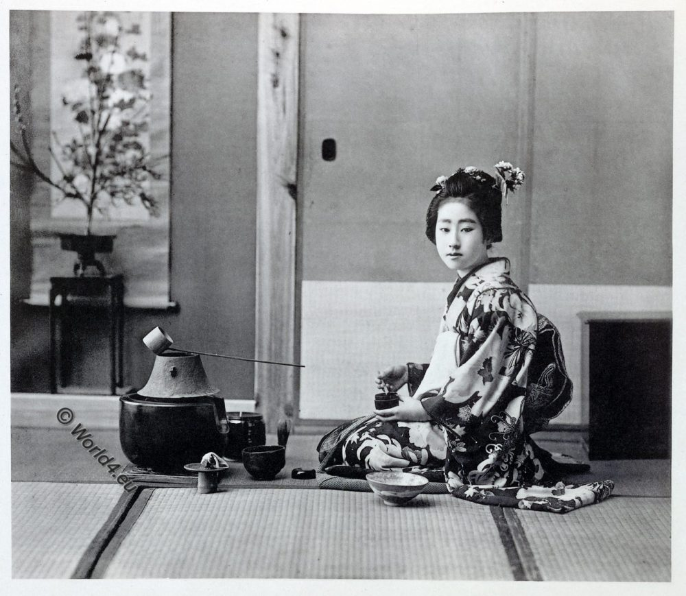 ceremony, chanoyu, 茶の湯, Japanese, tea, ceremony, historical, historic, Japan, costume, Kazuma Ogawa, Photographer,