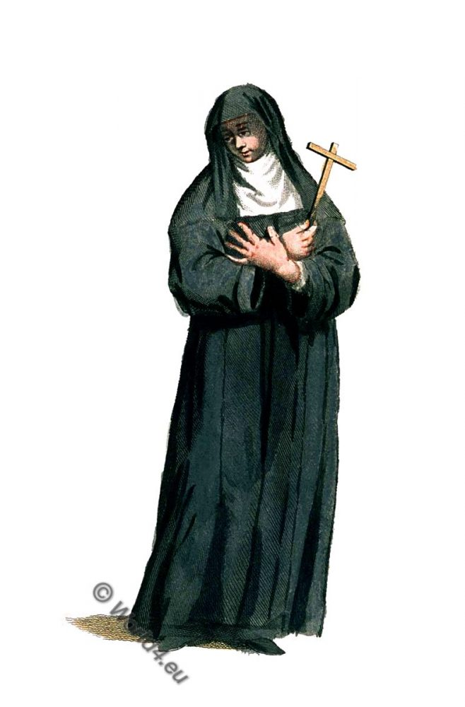 Nun, habit, Religieuse, Order, Augustine, St. Augustin, Ecclesiastical, Roman Catholic Church