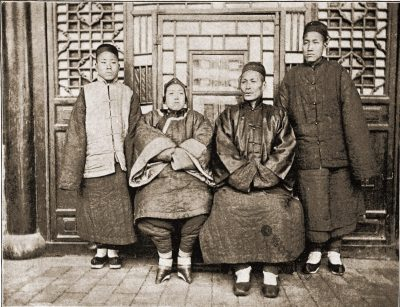 Bound Feet, China, Wife, Robert Coltman