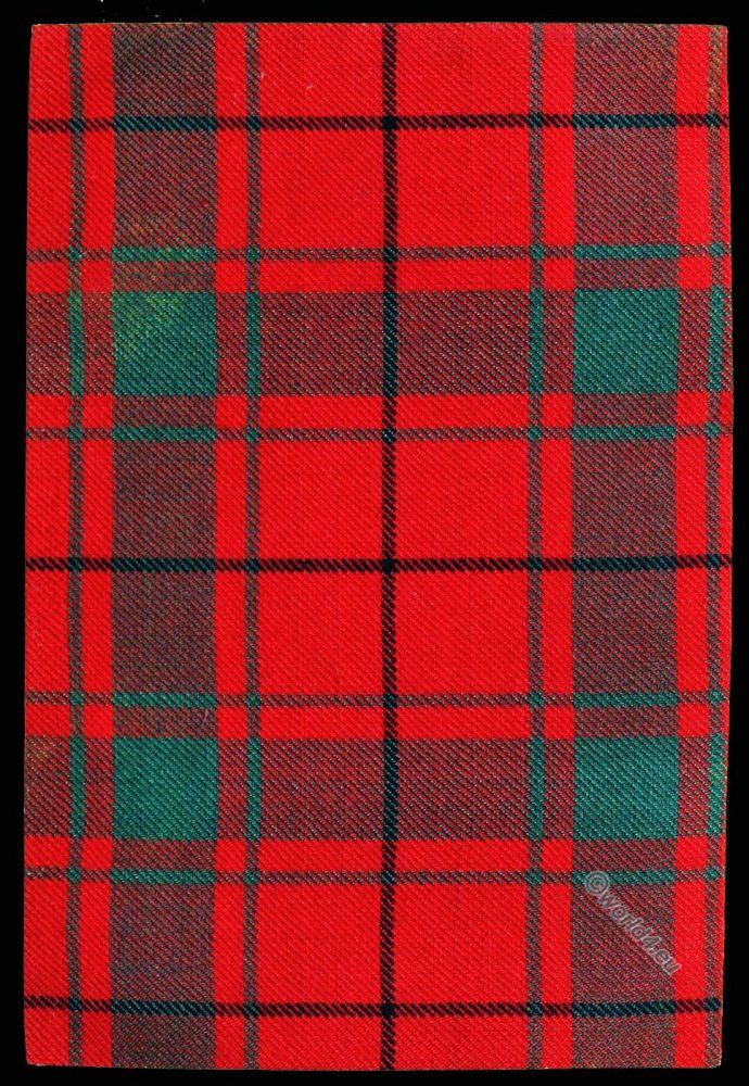 Tartan, Clan, LORD, ISLES, Scottish, Scotland