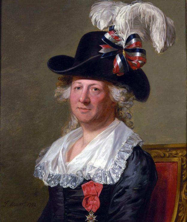 Transvestit, Chevalier d'Eon, Rococo, costume, fashion, Portrait
