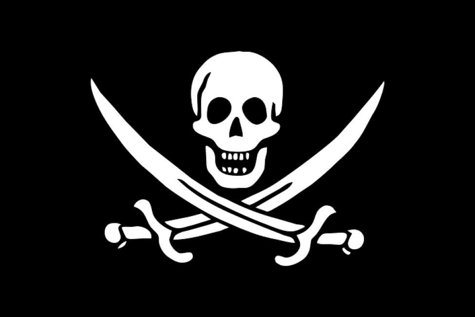 Jolly Roger, Pirate, Calico, Jack Rackham, Captain