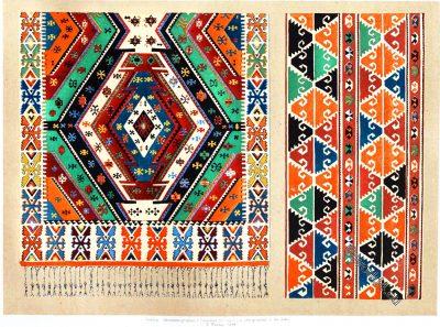 Turkish nomad carpets, Smyrna, carpet, Ottoman empire