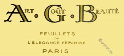 Art-Goût-Beauté Logo