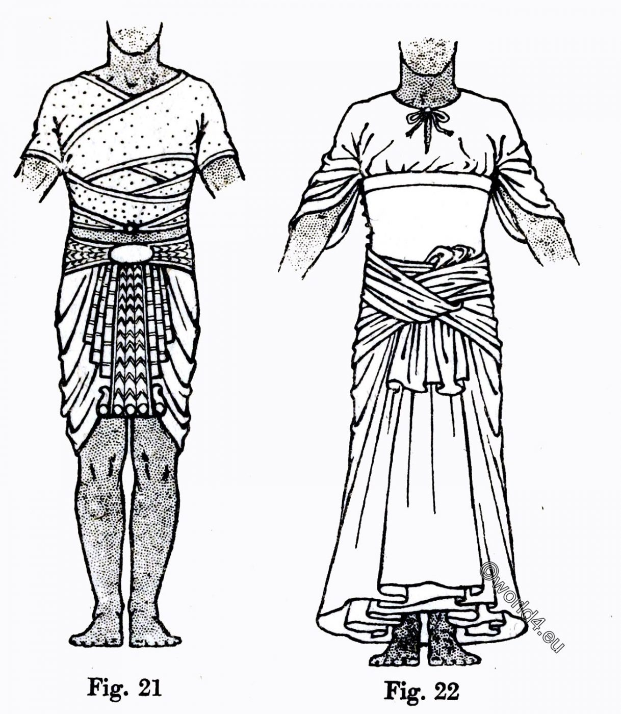 Ancient, Egyptian, costume, Military, Corselet,