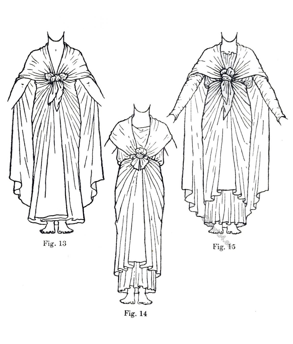 Ancient, Egyptian, Skirts, Cloaks, Cape, fashion history,