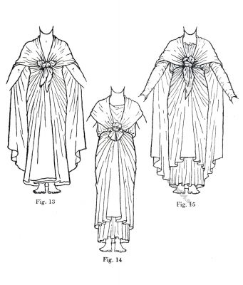 Ancient, Egyptian, Skirts, Cloaks, Cape, fashion history,