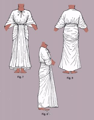 Ancient, fashion, Garment, history, Egyptian Robe