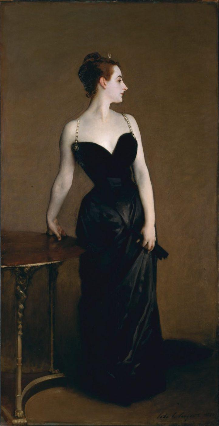Madame X, Scandal, portrait, Belle Époque, Paris,