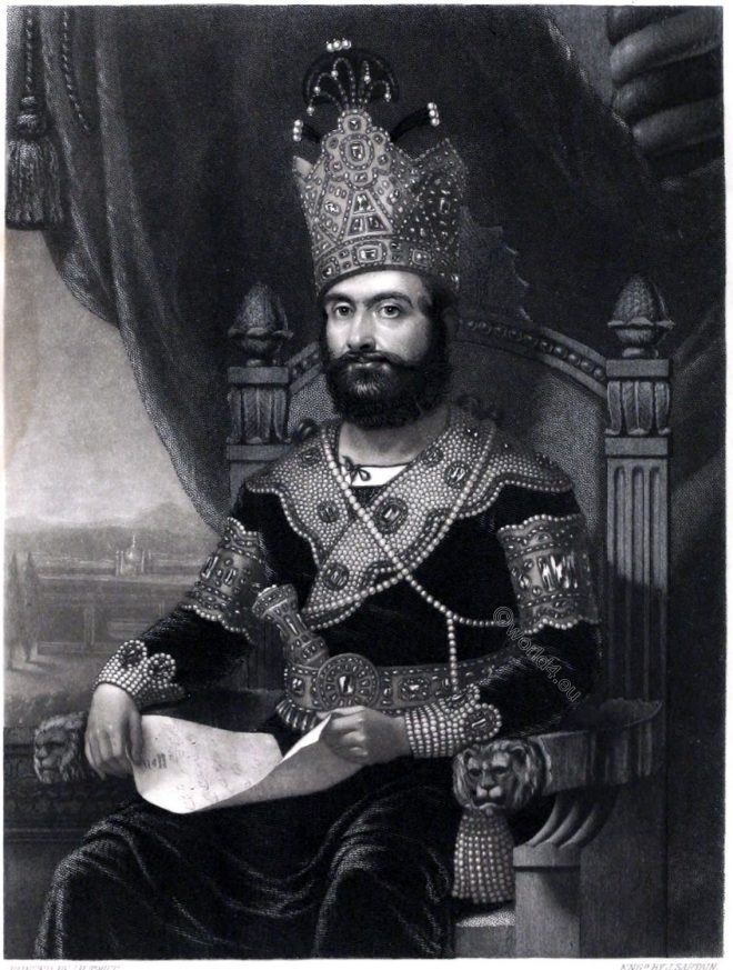 Mahommed, Shah, Persia