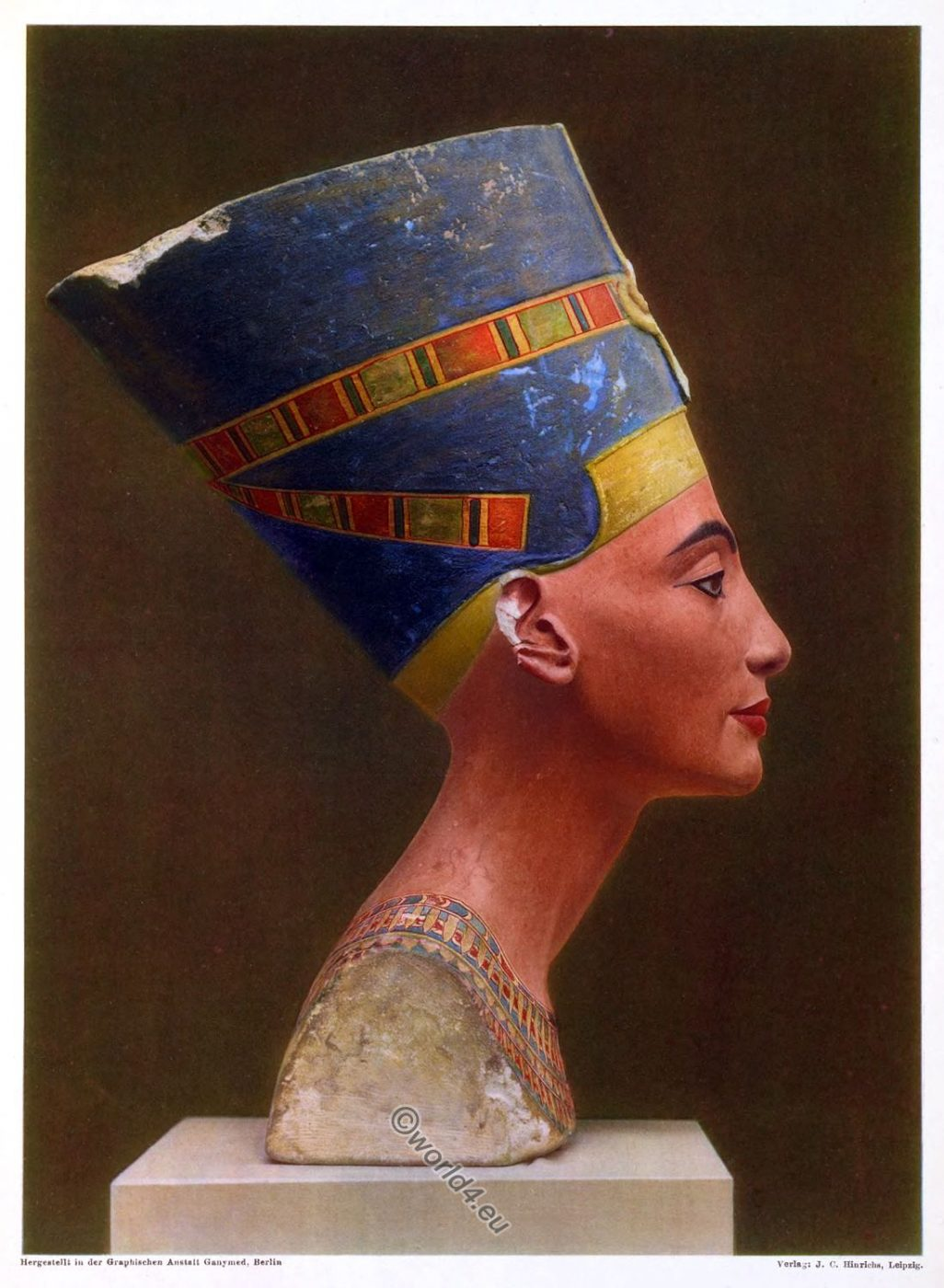 Nefertiti, Nofretete, Great Royal Wife, Pharaoh, Egyptian Queen