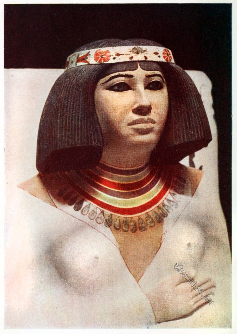 Egyptian, Princess, Nefret