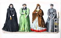 Renaissance, fashion history, 16th century