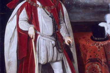 Charles Howard, Earl of Nottingham, England, Baroque, statesman, Lord High Admiral