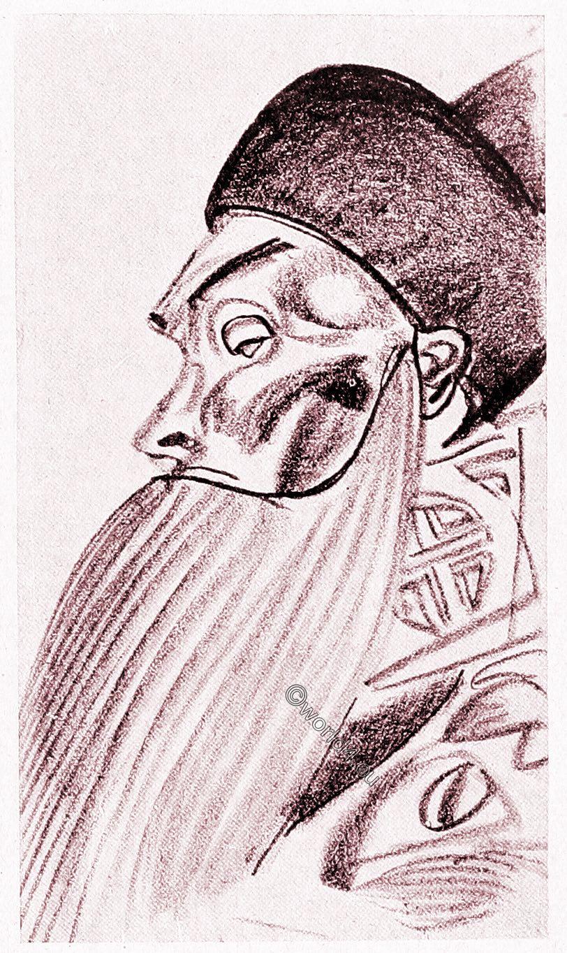 Chinese, actor, Jakowlew, China, Opera,