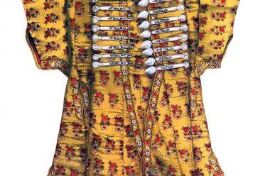 Coat, Maharaja, Sawai, Jai Singh,, Jaipur, India, costume
