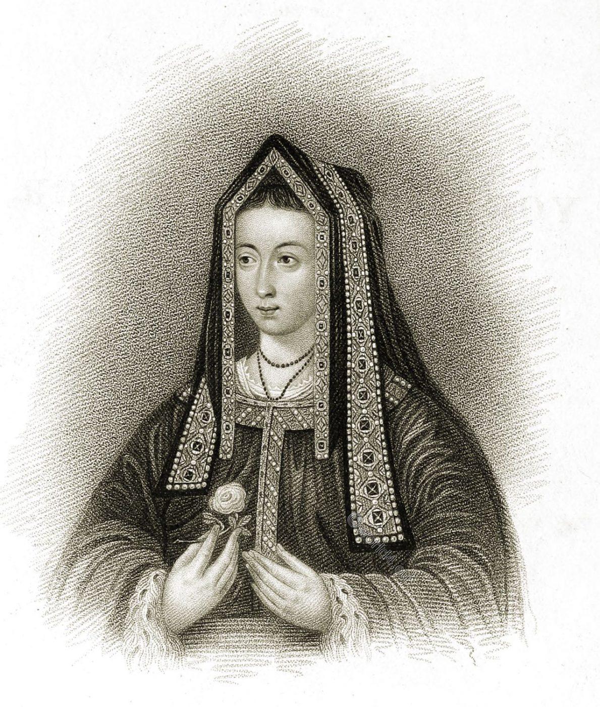 Elizabeth, Plantagenet, Queen, Tudor,