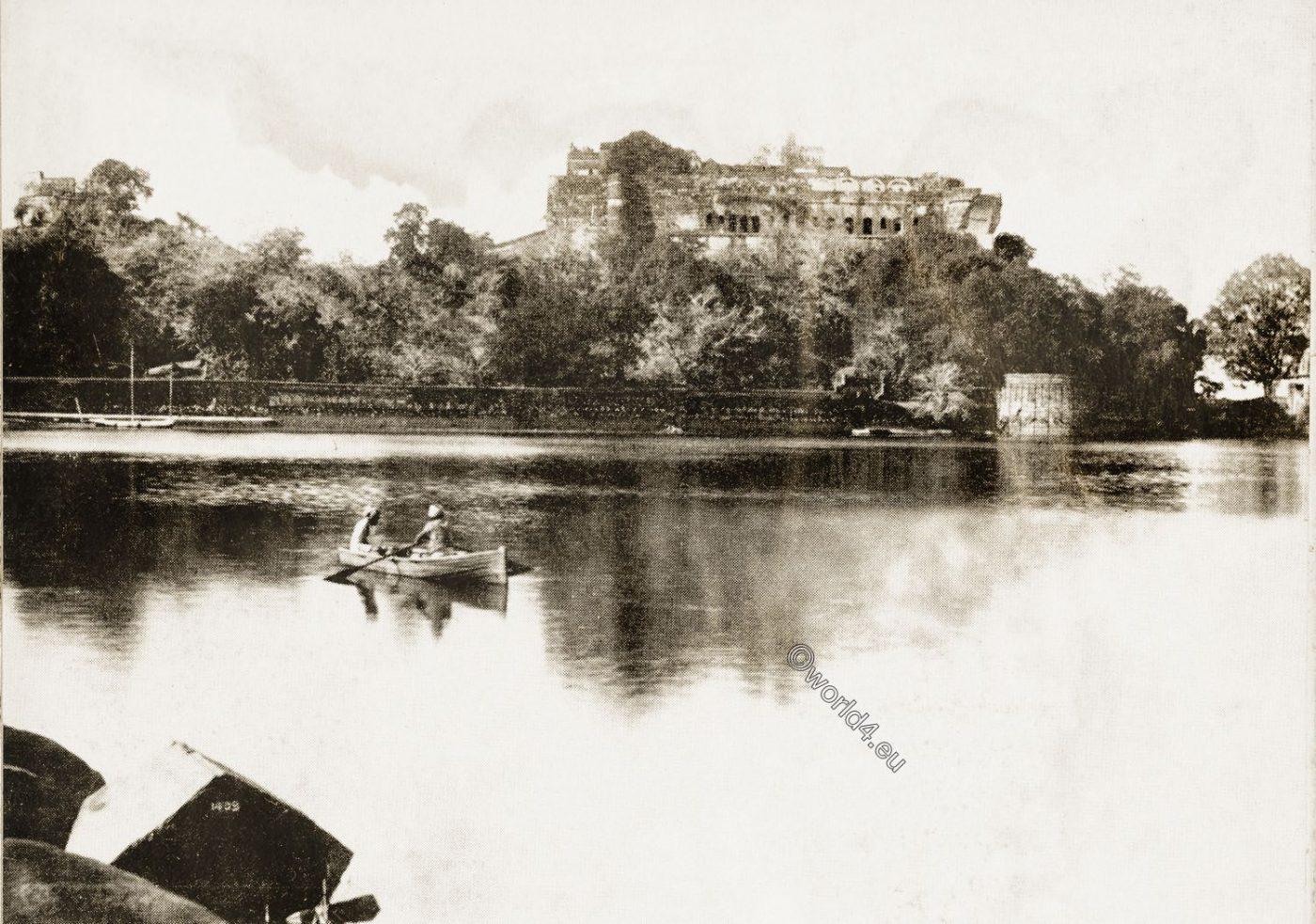 Tantia Topi, Fort, Barwar, India, uprising, Uttar Pradesh