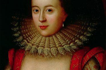 Frances Carr, howard, Countess, England, Baroque, fashion