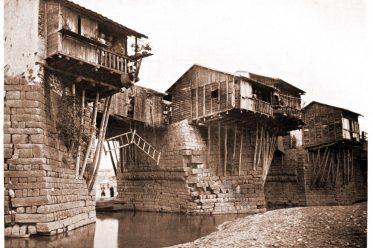 Chao-Chow-Fu, John Thomson, Guangji Bridge, Kwangtung, China,