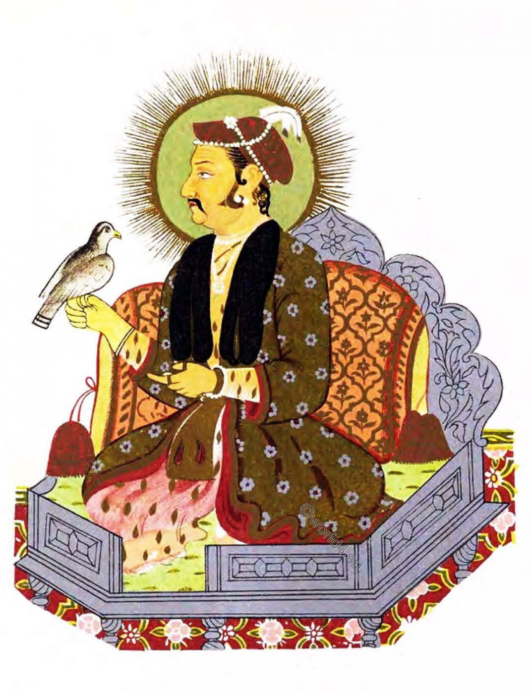 Moghul, Nuruddin, Mohamed, Jahangir