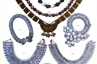 Jewellery, Jaipur, Rajasthan, Anklet, Necklace, Rudraksh,