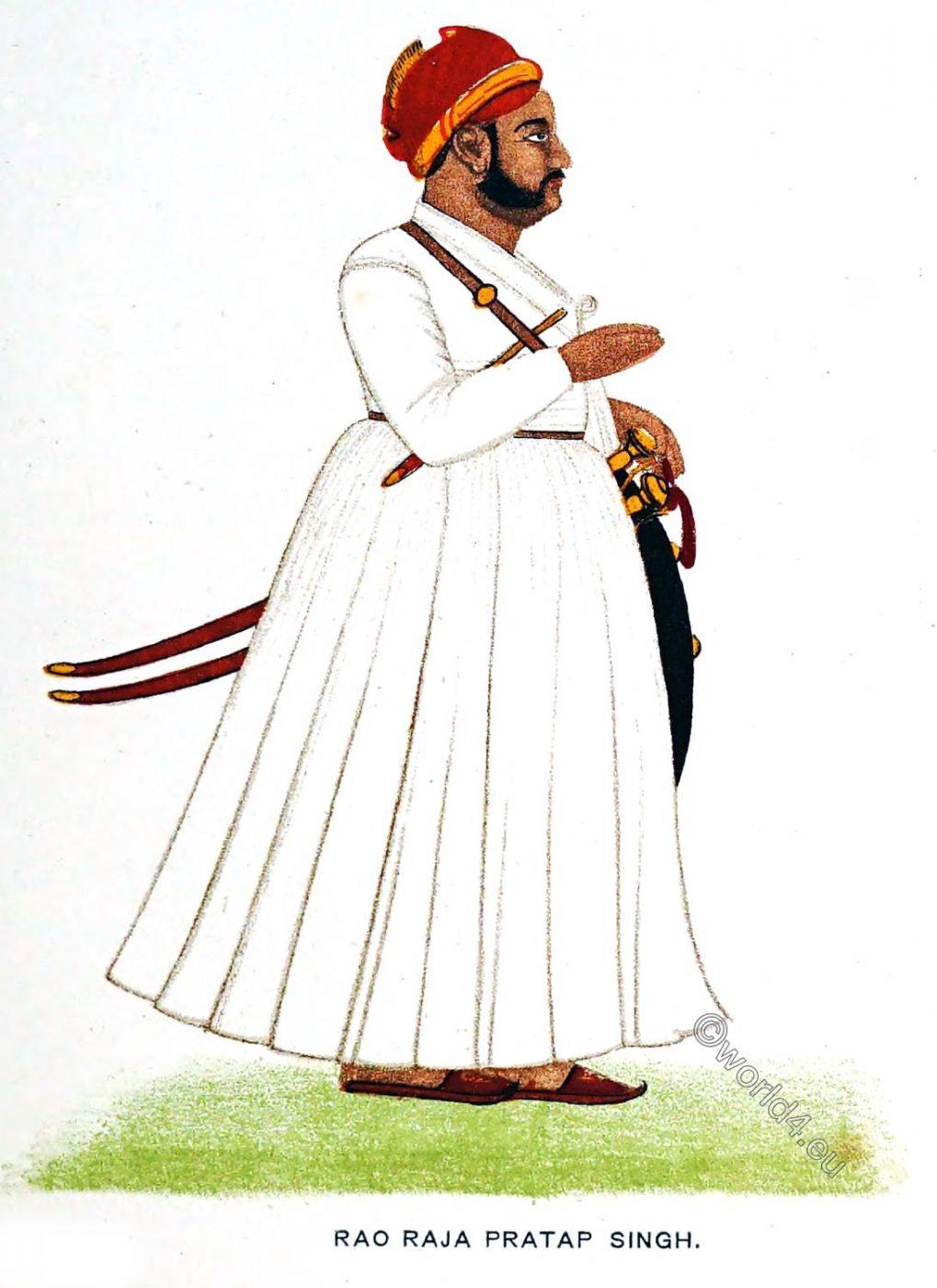 Rao Raja Pratap Singh, Alwar, India, Rajput, Rajasthan