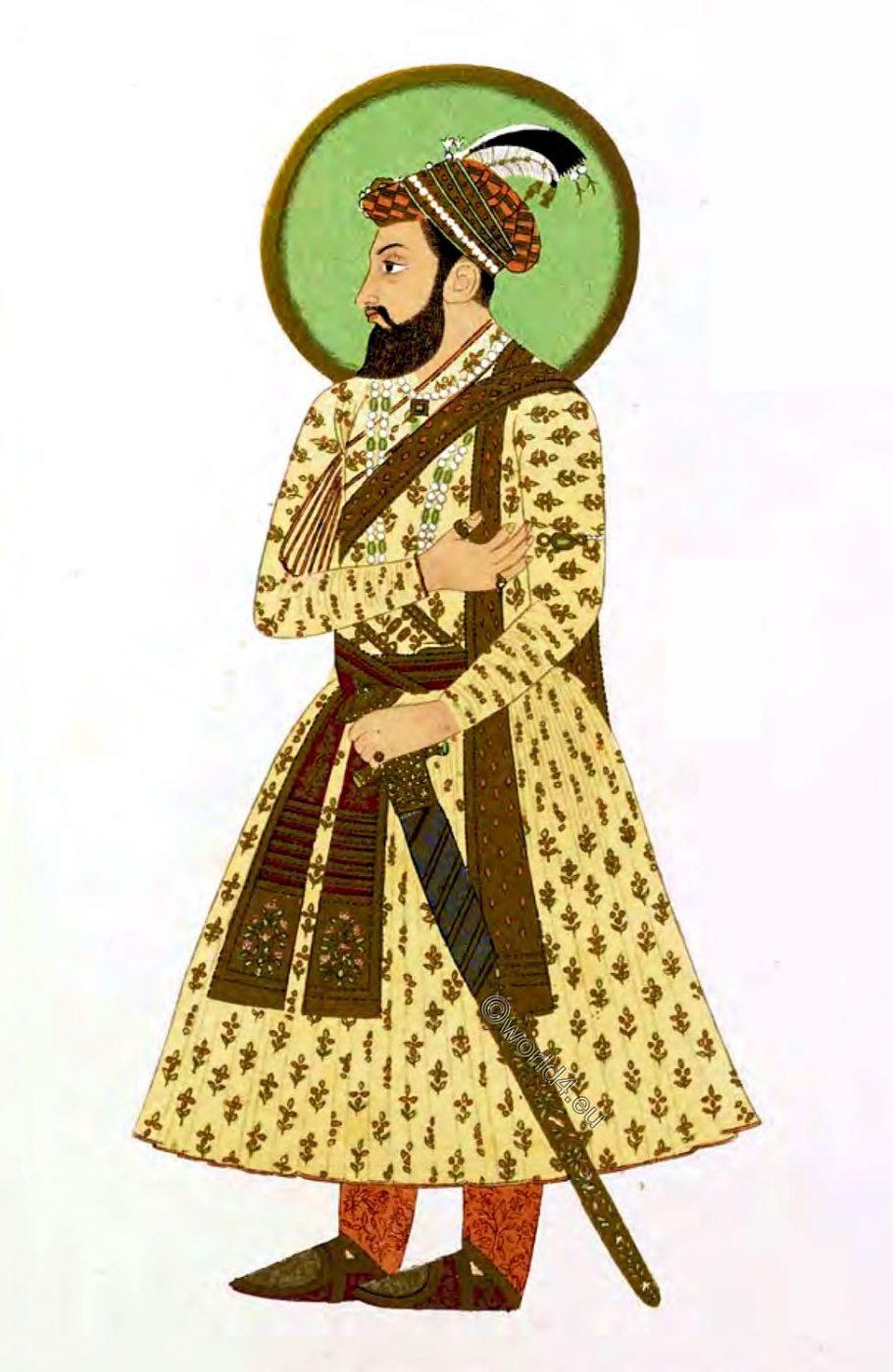 Indian, Moghul, Mirza Khuram, Shah Jahan