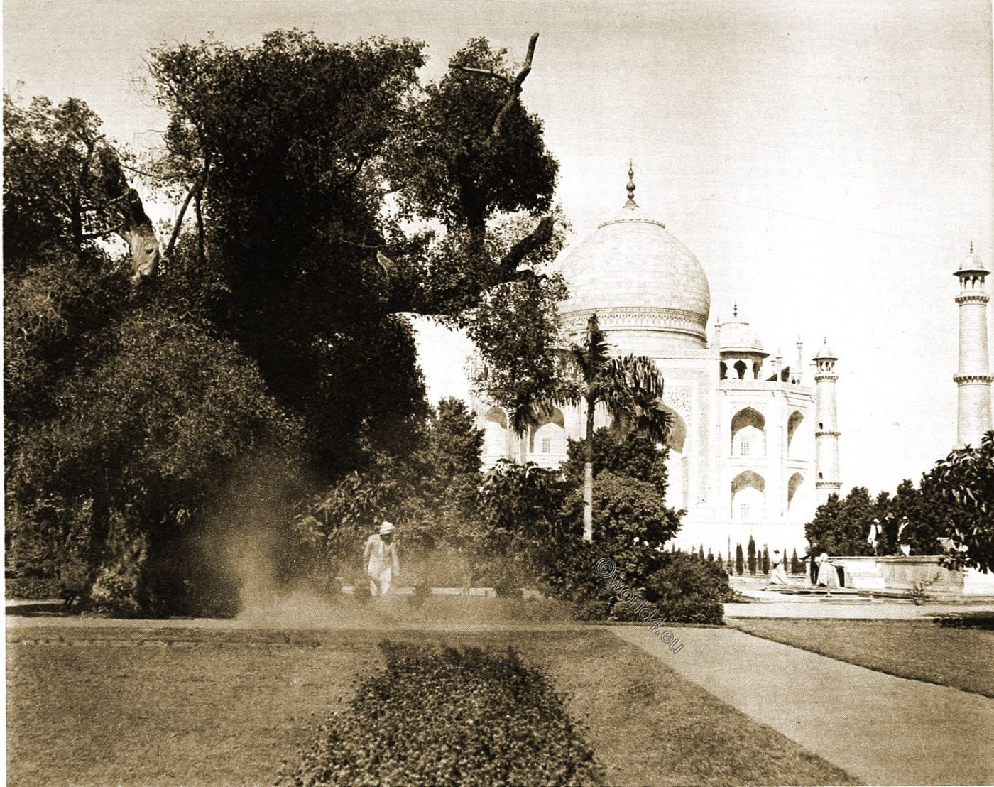 Taj Mahal, Agra, India, Mausoleum