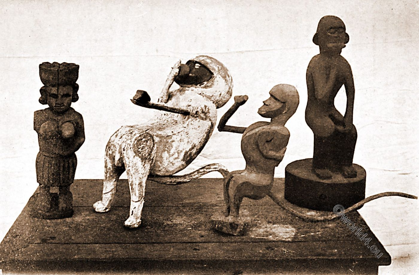 Evil, Eye, Figures, Malabar, India,