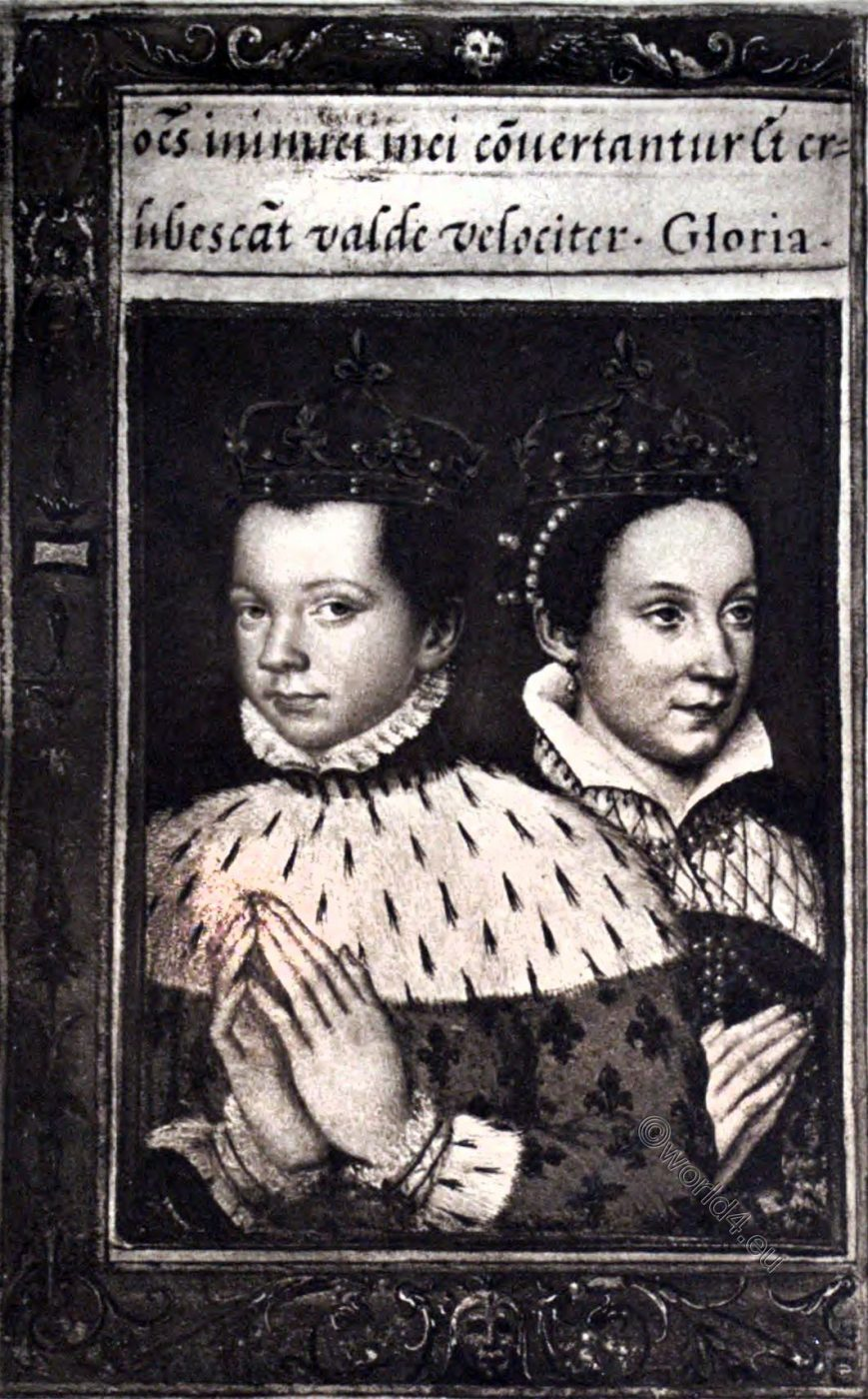 François, Dauphin, France, Mary Stuart