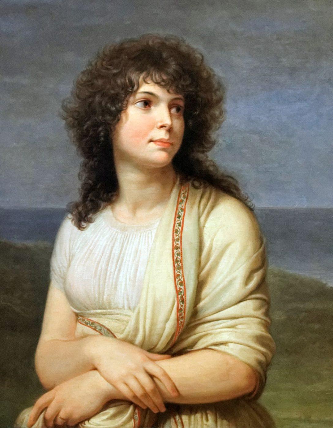 Madame Hamelin, Andrea Appiani, Merveilleuses, Directoire, Directory