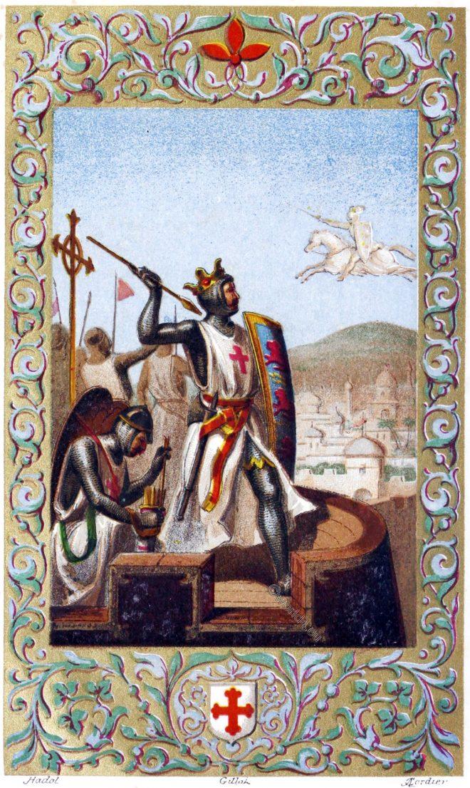 Jerusalem, Crusade, Crusader, middle ages