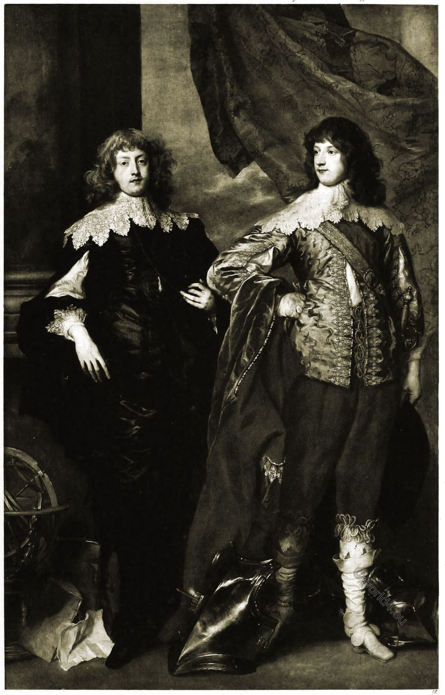 Lord, George Digby, William, Russell 5th Earl, Duke, Bedford