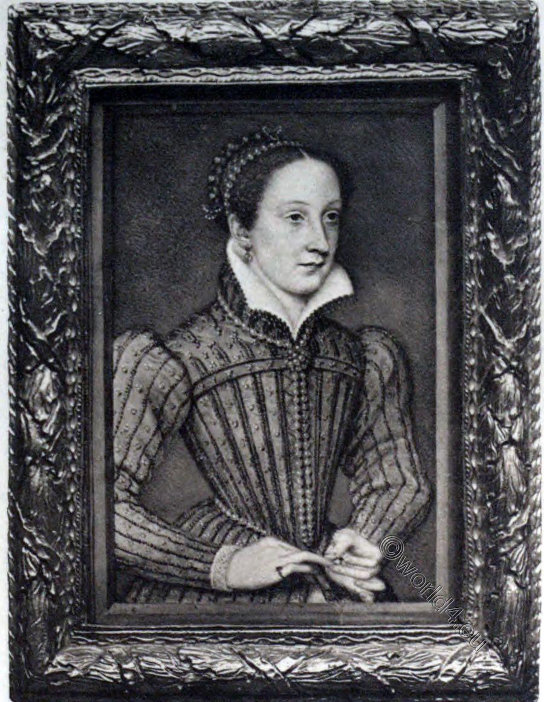 Mary Stuart, Dauphine, France, Windsor Castle,