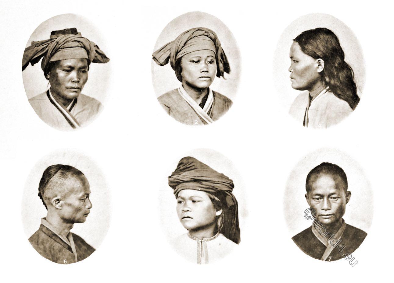 Taiwan, Natives, 平埔族群, Pepohoan,