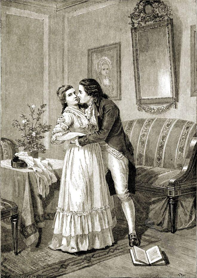 Werther, Charlotte, Goethe