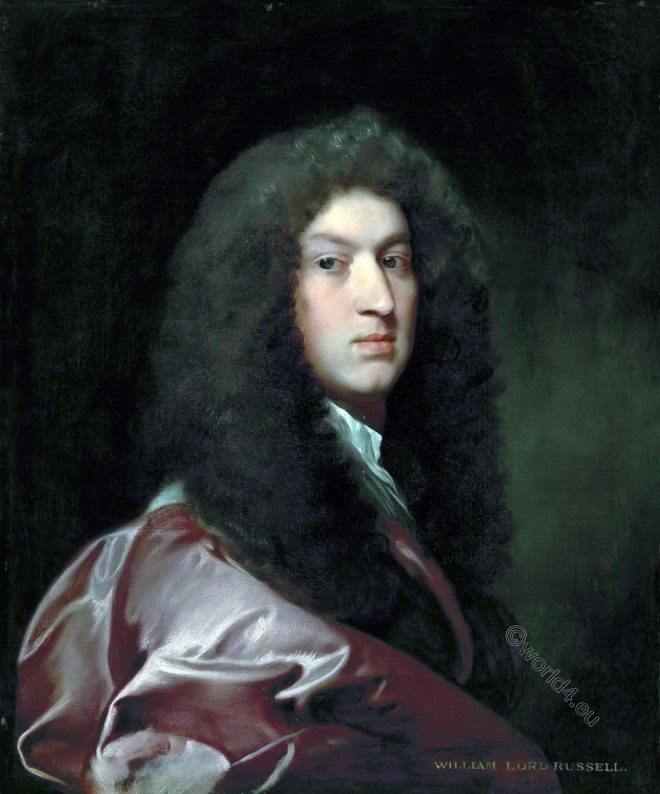 Lord William Russell, Gerard Soest,