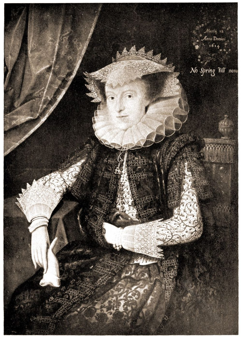 Gheeraedts, Portrait, Countess, Pembroke