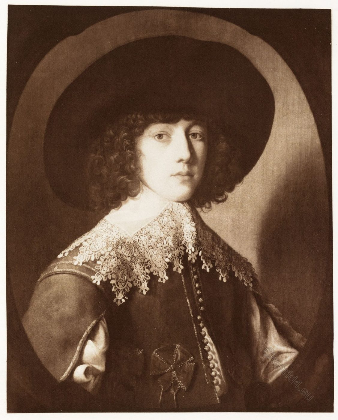 Prince Rupert, Count Palatine of the Rhine, Wilton House, Collection, Baroque, nobility, England