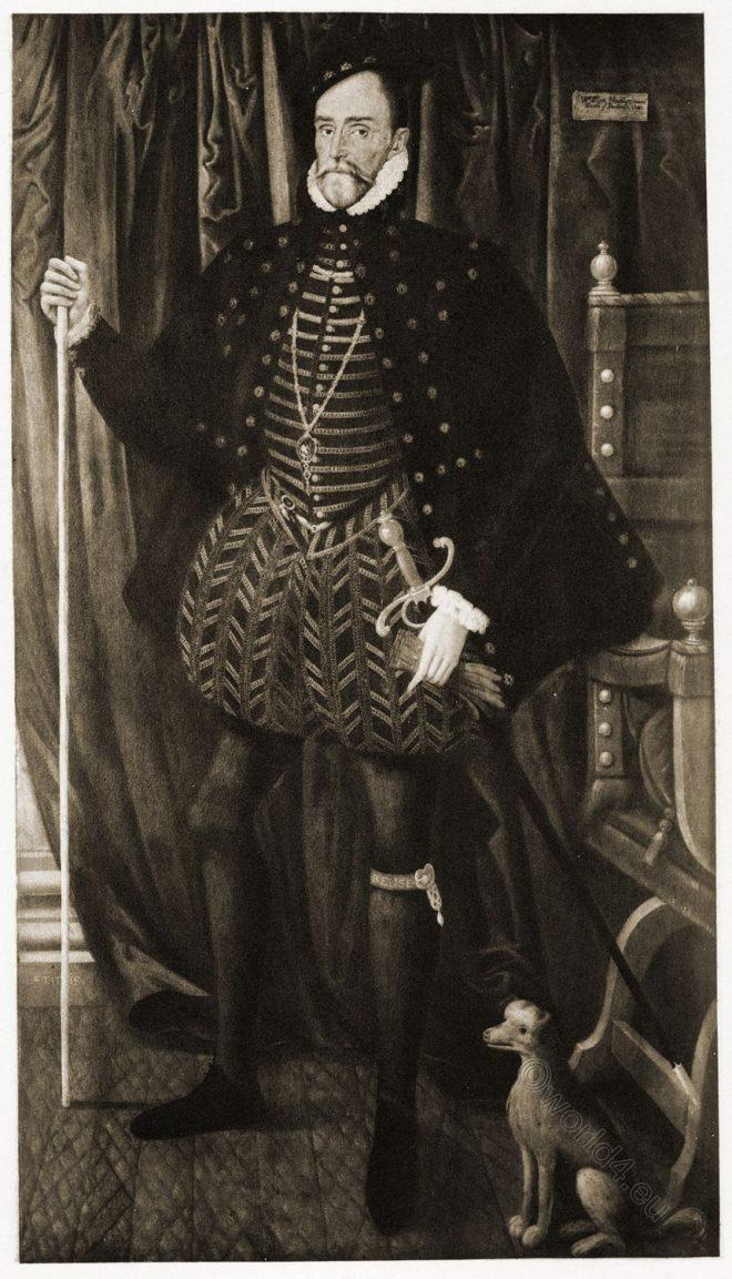 1st, Earl, Pembroke, England, Tudor, Nobleman, Wilton House,