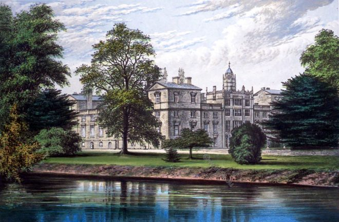 Wilton House, Wiltshire, Great Britain, Manor house, Earls, Pembroke