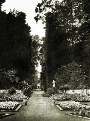 english garden, Holbein Walk, Wilton House, Wilts, english garden,
