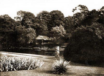 english garden, River Path, Wilton House, Wilts, english garden,