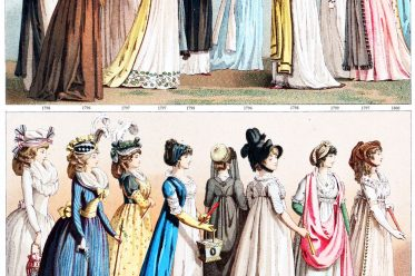 Directoire, directory, empirw, coatumes, fashion, clothes, timeline
