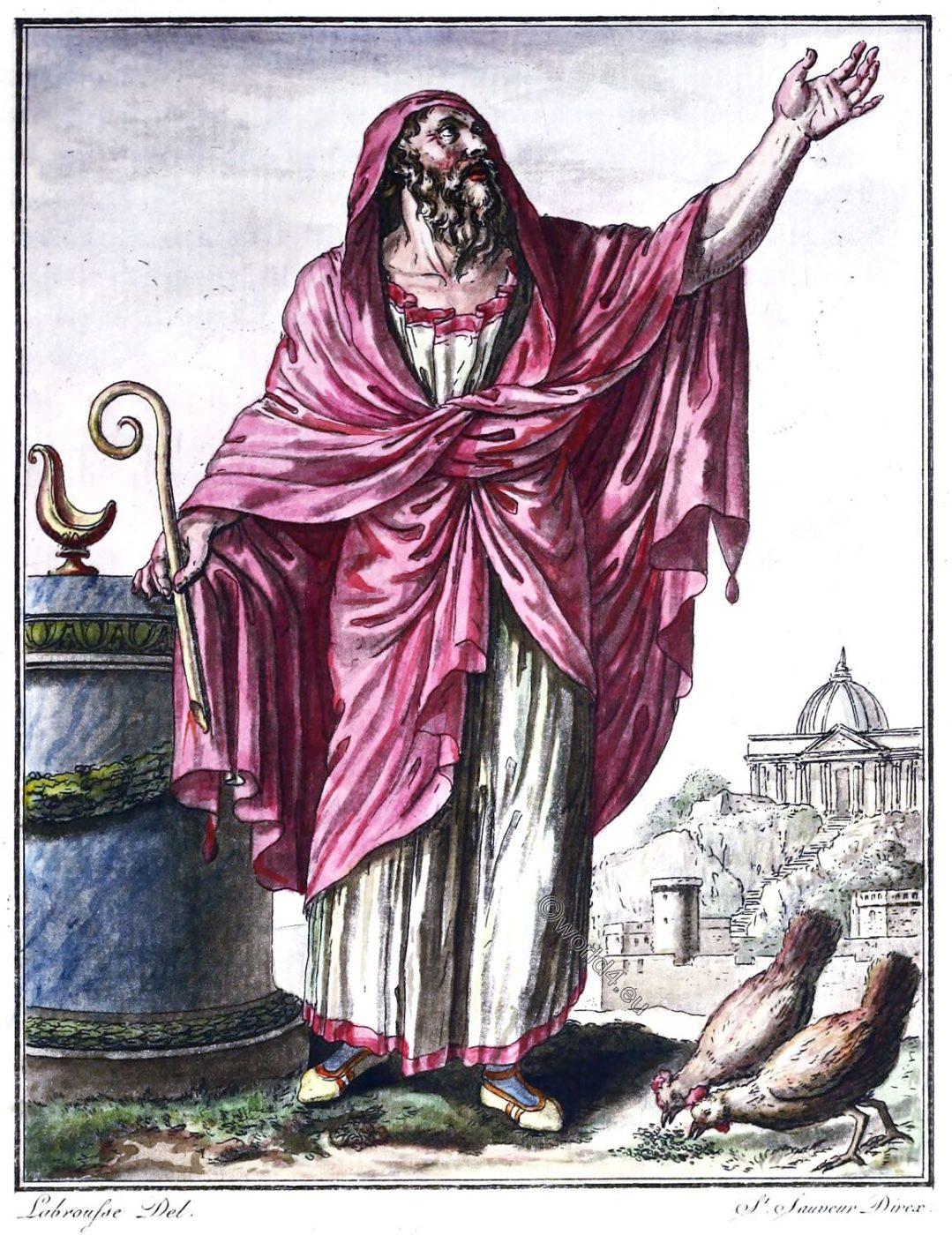 Augur, Roman, ancient, priest, priesthood,