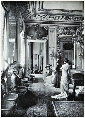 Chéruit, parisian, chic, Salon, Paris, Fashion house,