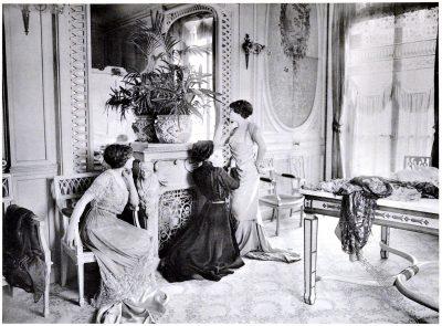 Doeuillet, parisian, chic, Salon, Paris, Fashion house,