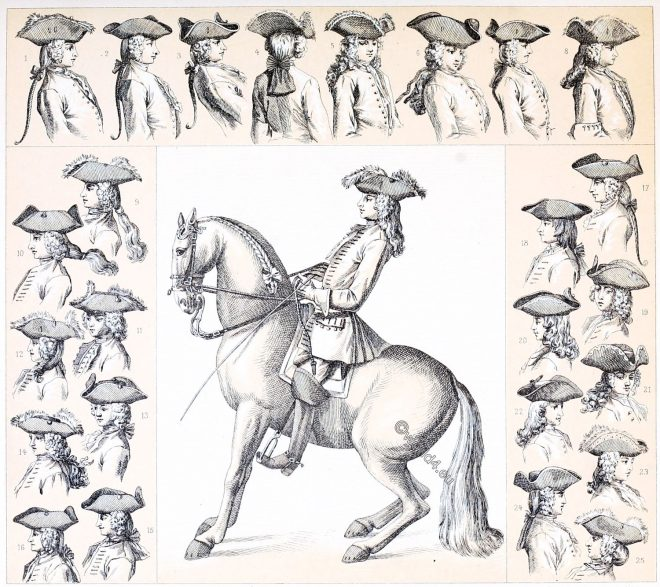 French styles, Baroque, Rococo, French-Italian, Riding School, fashion,
