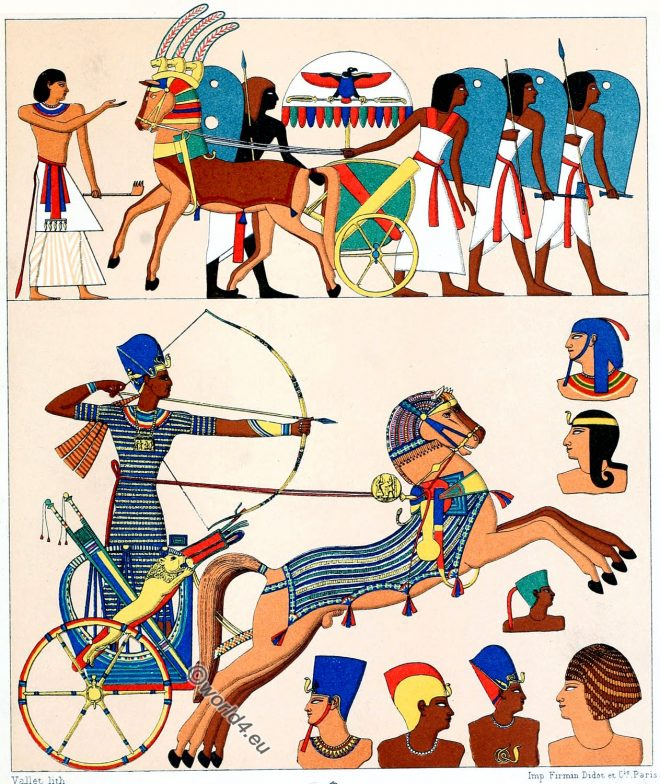 Egypt, Ancient, Egyptian, pharaoh, War, dresses, Headgear, costumes ,